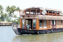 House Boat en Alappuzha - Kerala - India