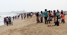 Marina Beach - Chennai - India