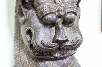 Escultura hindú - Kerala India