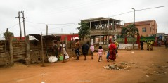 Paisajes camino de Maputo - Mozambique